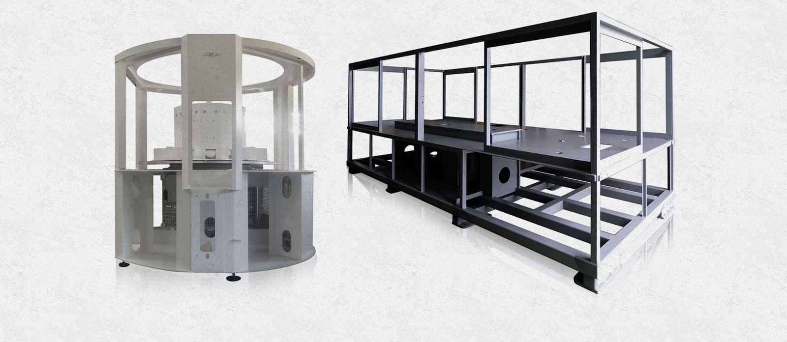 La division tôlerie de DMA Groupe, fabricant de pièces de tôlerie et de chaudronnerie