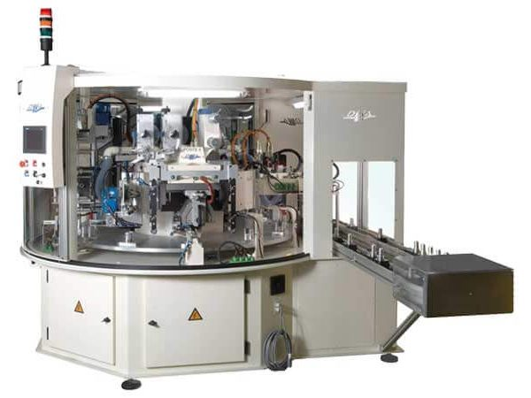 Machine de marquage à chaud molette DMA Machines