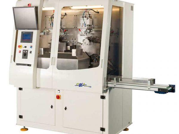 Machine de sérigraphie DMA Machines OF2248 fermée