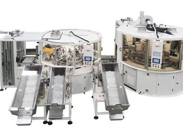 Machine d'assemblage et de marquage DMA Machines