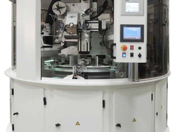 Machine d'assemblage et de marquage DMA Machines - module