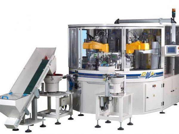 Machine d'assemblage spécifique DMA