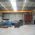 Nouvel atelier Tôlerie DMA