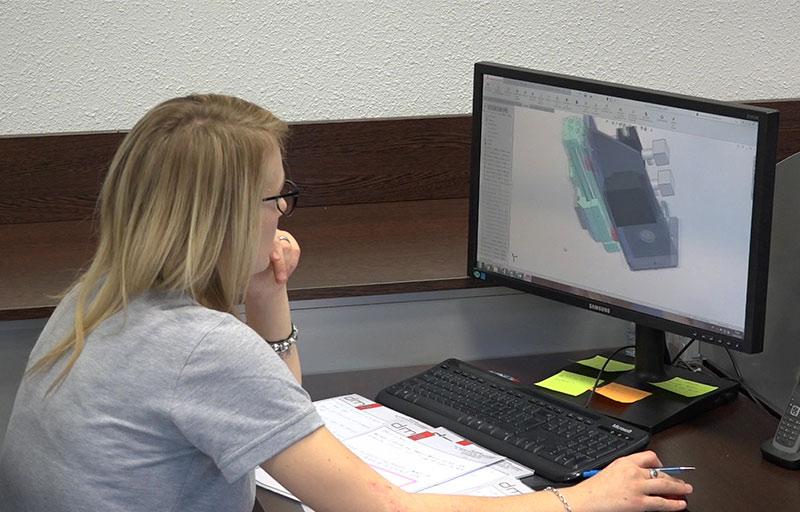 DMA - Konstruktion und Engineering von kundenspezifischen Sondermaschinen