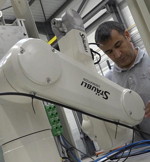 Mit DMA, dem Hersteller von Sondermaschinen, realisieren Sie Ihre Projekte