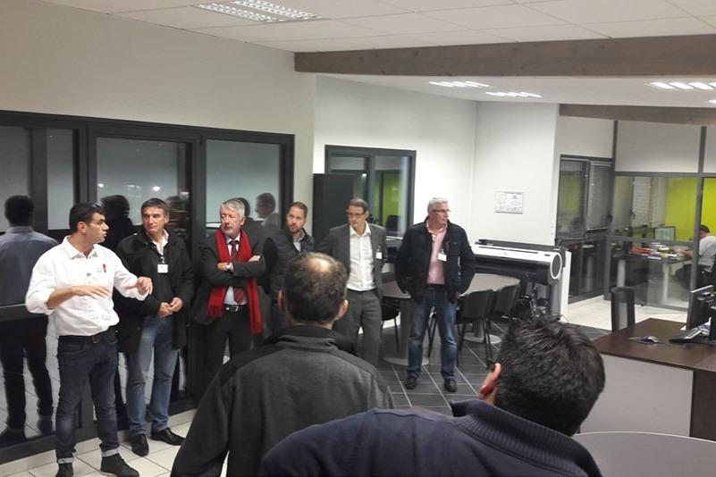 DMA ouvre ses portes aux membres de l'AEPV
