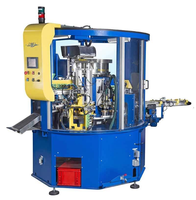 DMA fabricant et concepteur de machines spéciales, réalise votre machine sur-mesure, quelle que soit la contrainte