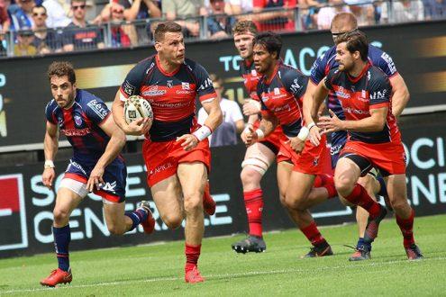 Quelle saison pour notre partenaire USO Rugby !