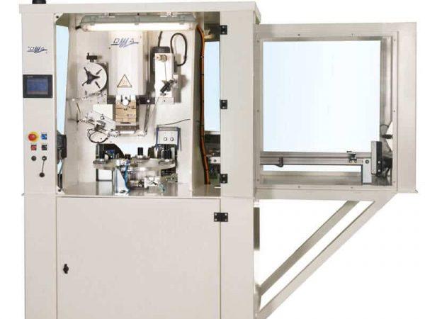 Machines de marquage à chaud frappe directe DMA - vue avant