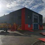 DMA - Nouveaux bâtiments pour la chaudronnerie