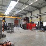 DMA - Nouvel atelier Tôlerie