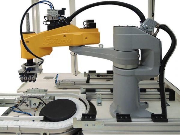Paletisseur Depaletisseur Modulable DMA Machines - zoom