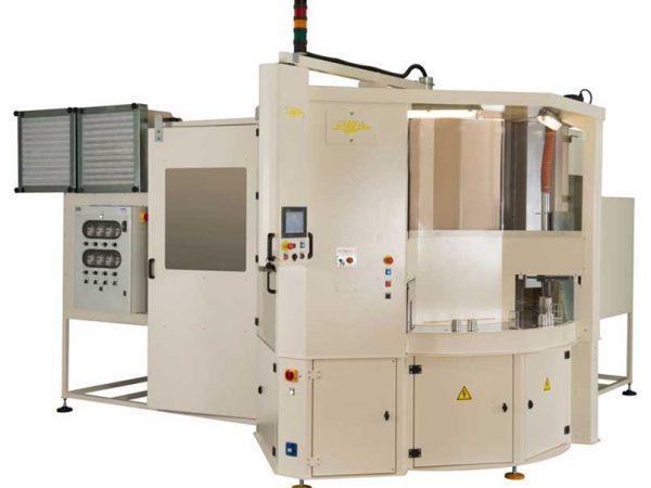 Machine de peinture par pulvérisation robotisée Atex