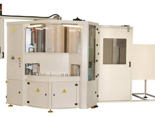 Machine de peinture par pulvérisation robotisée Atex OF2393 - vue générale