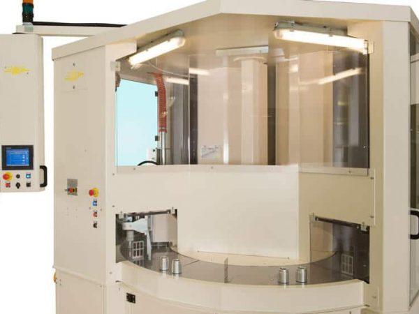 Machine de peinture par pulvérisation robotisée Atex OF2393 - vue générale - zoom