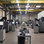 Machines DMA dans les nouveaux ateliers d'usinage